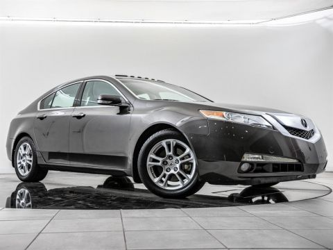 Pre-Owned 2010 Acura TL Moonroof, Heated Seats, Bluetooth