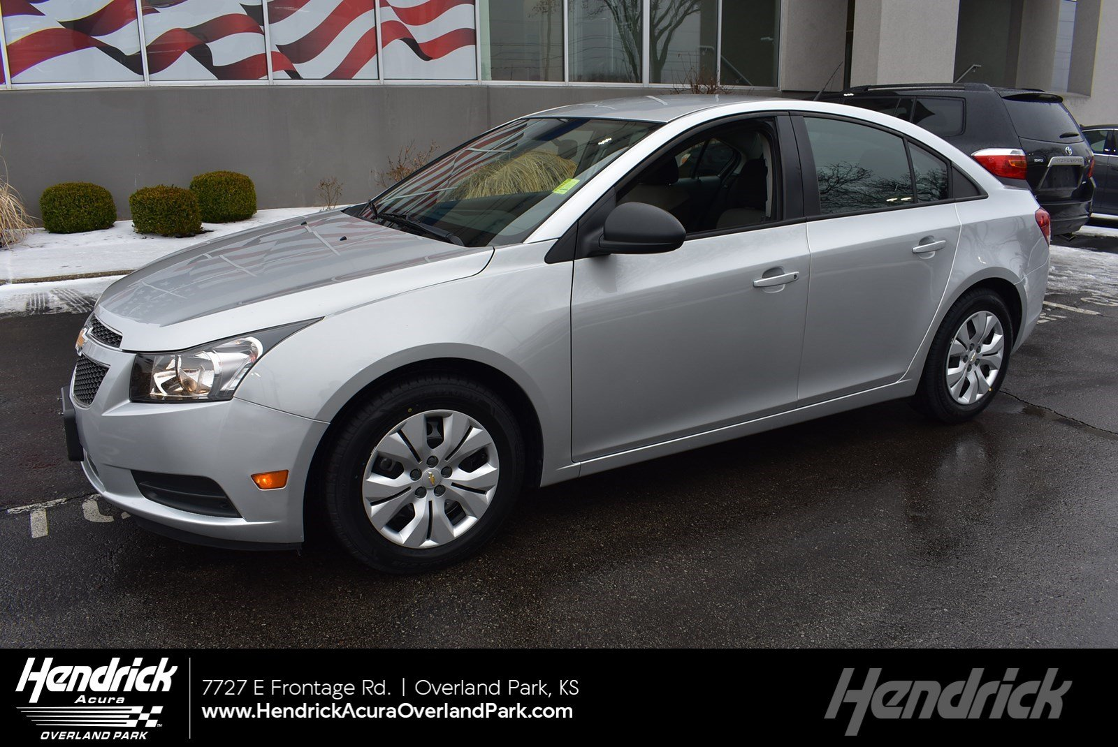Pre-Owned 2014 Chevrolet Cruze LS