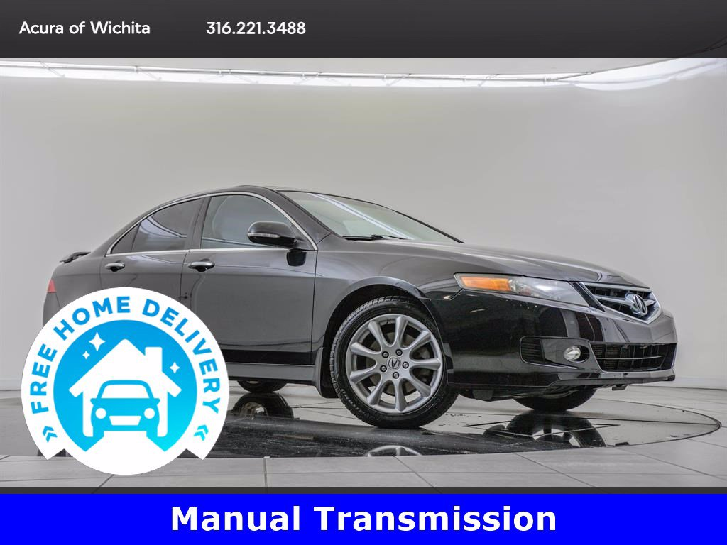 Pre-Owned 2008 Acura TSX Moonroof