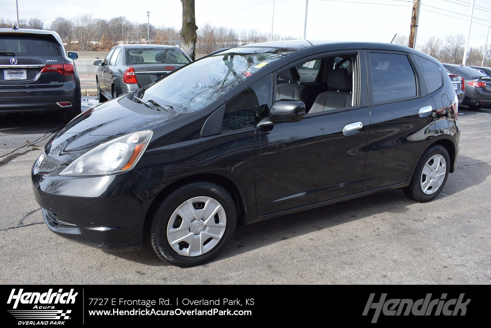 Pre-Owned 2013 Honda Fit 5dr HB Auto