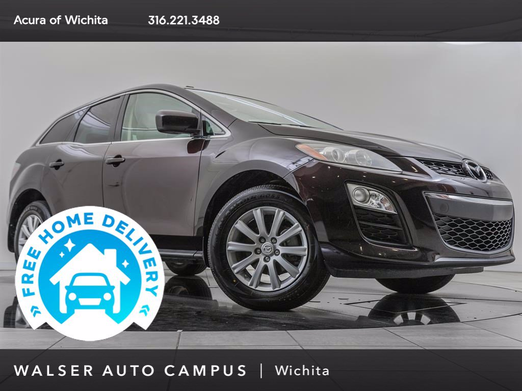 Pre-Owned 2012 Mazda CX-7 Moonroof