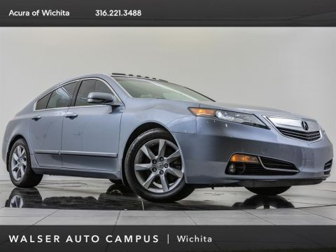 Pre-Owned 2012 Acura TL Local Car