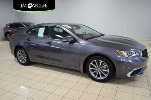 Pre-Owned 2020 Acura TLX 2.4L