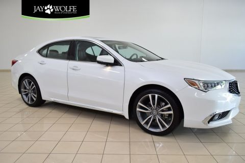 Certified Pre-Owned 2019 Acura TLX 3.5 V-6 9-AT SH-AWD with Advance Package