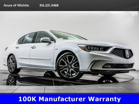 Certified Pre-Owned 2019 Acura RLX Sport Hybrid SH-AWD with Advance Package